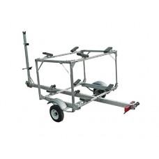 Trailex Aluminum Trailer, Multiple Carrier